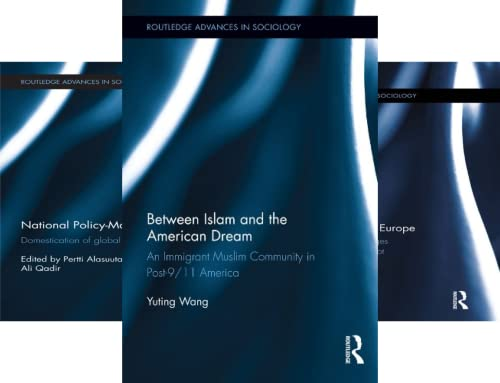 Routledge Advances in Sociology (101-150) (50 Book Series)