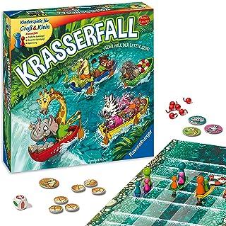 ラベンスバーガー(Ravensburger) どうぶつ滝くだり 20569 1 ボードゲーム