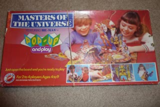 Best masters of the universe pop up game Reviews