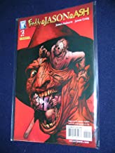Freddy Vs. Jason Vs. Ash #2 (Wildstorm - DC Comics)