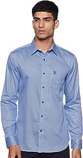 US Polo Association Men's Printed Regular fit Casual Shirt