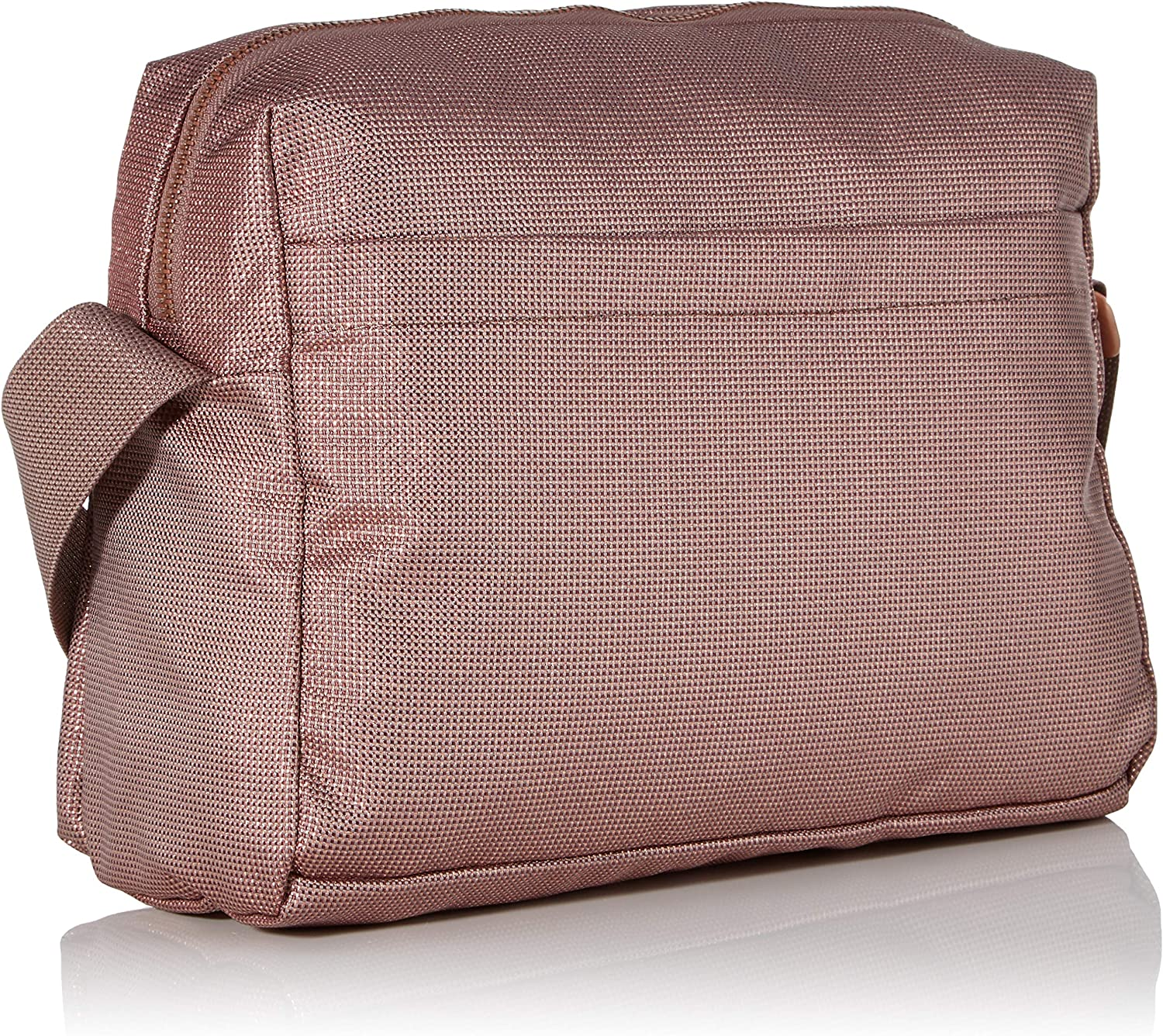 Mandarina Duck Md20 Lux Tracolla, Sac Messager Femme, Stampa, Taille unique Violet (Star Fire)