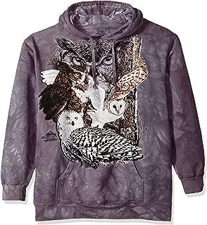 The Mountain Find 11 Owls Hooded Sweatshirt