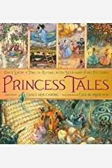 Princess Tales: Once Upon a Time in Rhyme with Seek-and-Find Pictures Kindle Edition