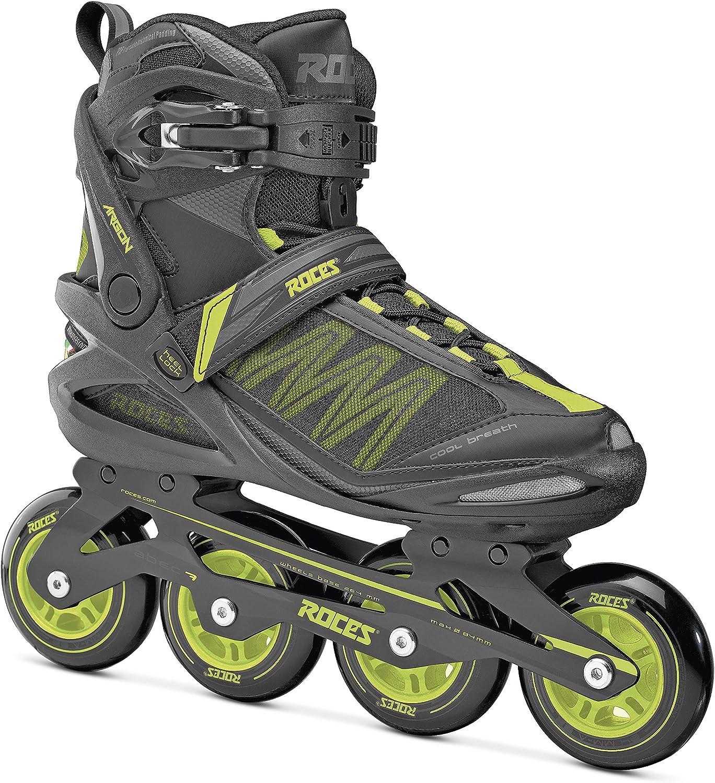 Roces 400765 Herren Modell Xenon 2.0 Fitness Fitness Fitness Inline Skate, US 12, schwarz Lime B07BFK5LB2  Leicht zu reinigende Oberfläche c4b1ac