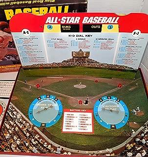 All Star Baseball Game