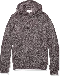 Goodthreads Men's Supersoft Marled Pullover Hoodie Sweater