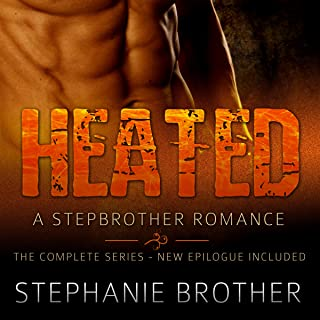 Heated: A Stepbrother Romance