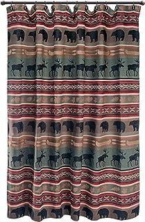Carstens Backwoods Shower Curtain