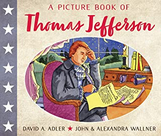 A Picture Book of Thomas Jefferson (Picture Book Biography)