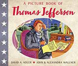thomas jefferson picture book