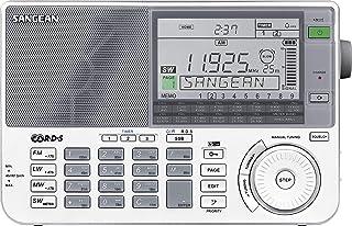 Sangean ATS-909X Portable AM/FM Radio Receiver with AUST SANGEAN Warranty