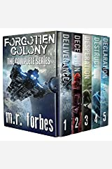 Forgotten Colony: The Complete Series (M.R. Forbes Box Sets) Kindle Edition