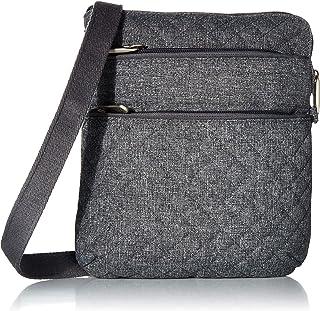 Travelon Travelon Anti-theft Boho Slim Bag, Gray Heather (gray) - 43225-51T