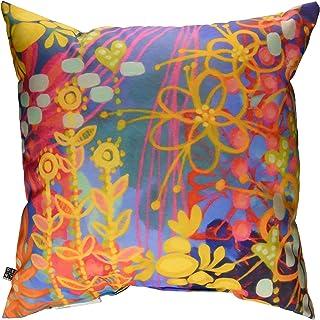 Deny Designs Stephanie Corfee Bluesy Throw Pillow, 16 x 16