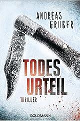 Todesurteil: Maarten S. Sneijder und Sabine Nemez 2 - Thriller (German Edition) Kindle Edition