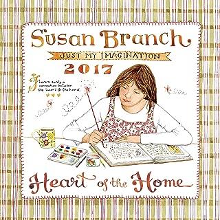 2017 Susan Branch Heart of The Home Wall Calendar
