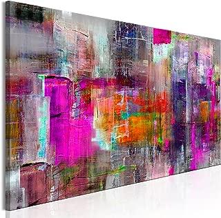 murando Cuadro en Lienzo 135x45 cm - 1 Parte impresión en Material Tejido no Tejido Cuadro de Pared impresión artística fotografía Imagen gráfica decoración Arte a-A-0217-b-c