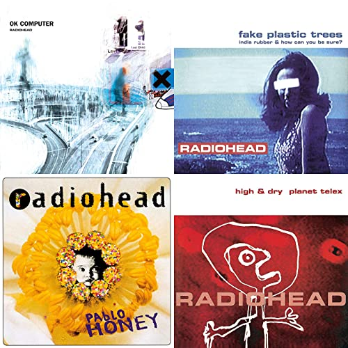 Best Of Radiohead By Radiohead On Amazon Music Amazoncom