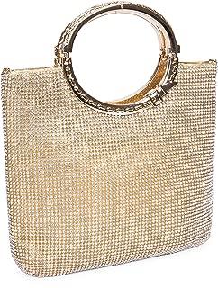 Best large gold purse Reviews
