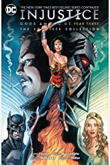 Injustice: Gods Among Us Year Three - The Complete Collection (Injustice: Gods Among Us (2013-2016) Book 3) Kindle Edition