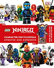 Best lego ninjago masters of spinjitzu character encyclopedia Reviews