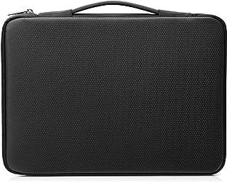 HP Sleeve (3XD34AA) Schutzhülle für Laptops, Tablets (14 Zoll) schwarz / silber