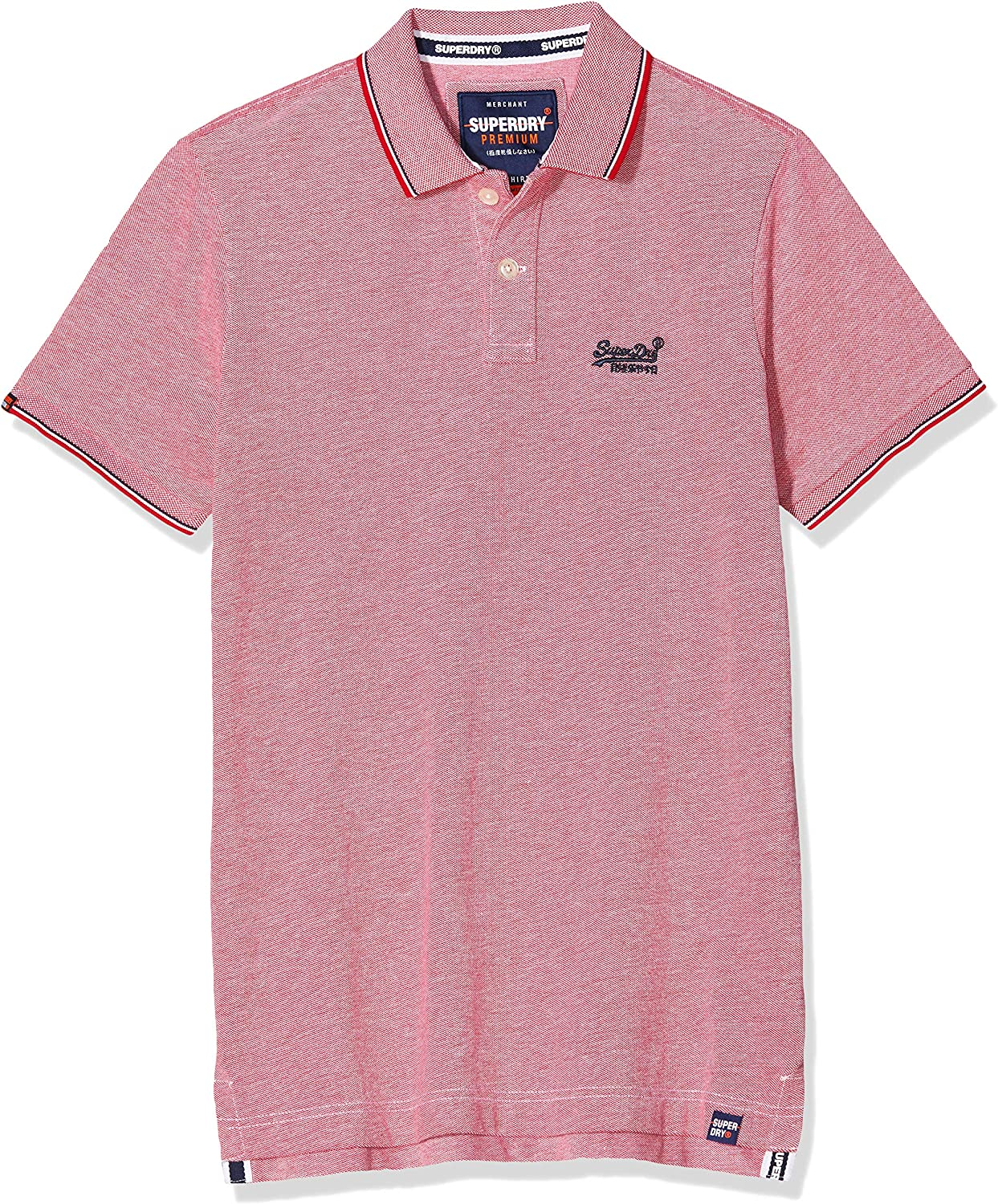 Superdry Free shipping on posting Outlet ☆ Free Shipping reviews Poolside Pique Shirt Polo