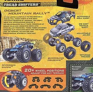 Tonka Tread Shifters Desert Mountain Rally