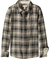 PEEK - Mase Plaid Shirt (Toddler/Little Kids/Big Kids)