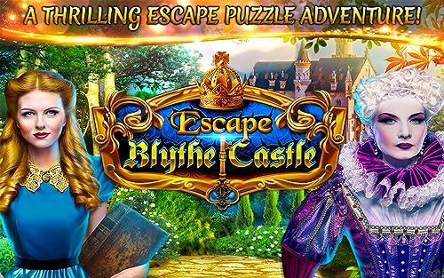 『Escape Games Blythe Castle: Point & Click Adventure Game』の1枚目の画像