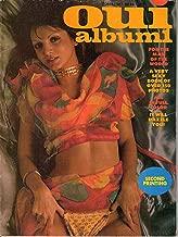 Vintage 1975 OUI Album 1 2nd Printing XXX Rated Nude Adult Magazine