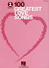 VH1's 100 Greatest Love Songs Songbook (Easy Piano Songbook)