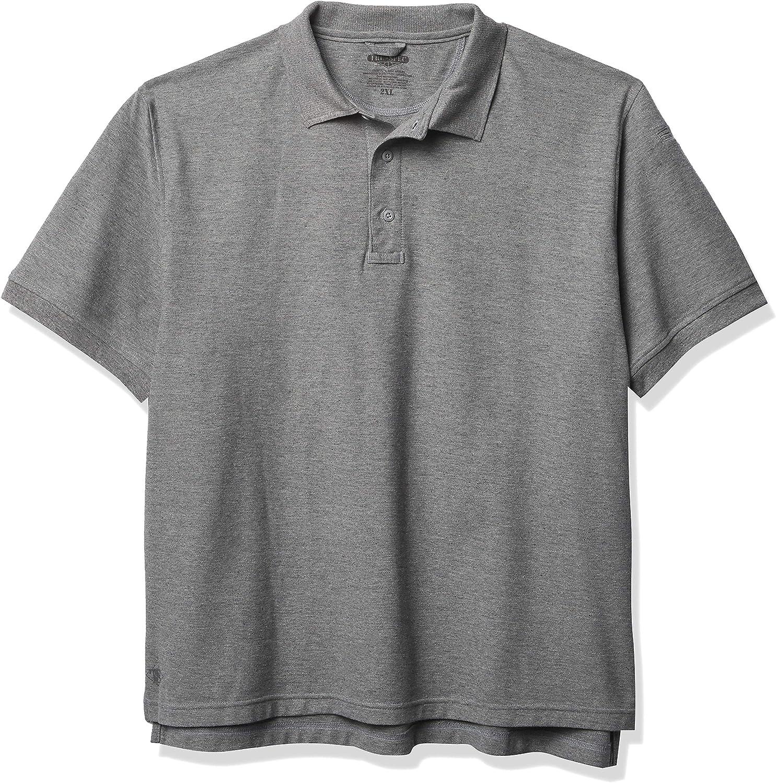 Tru-Spec Men's 24-7 Classic Boston Mall Cotton Blac Short Polo Shirt Easy-to-use Sleeve