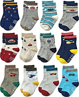 Toddler Cotton Socks