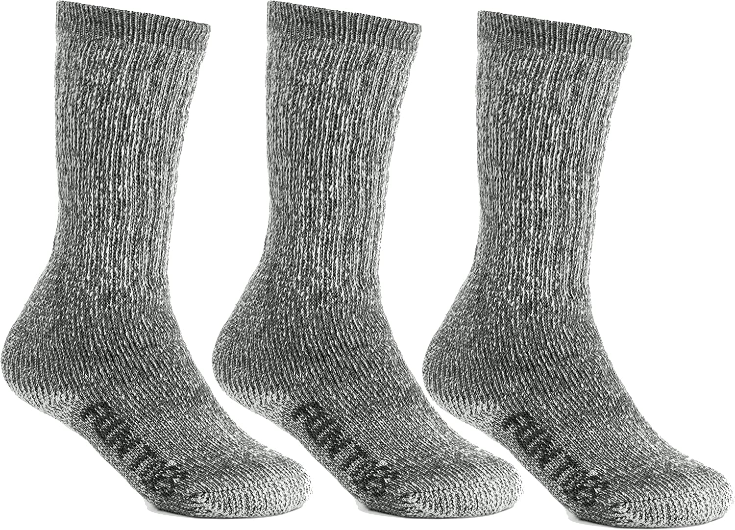 MERIWOOL Merino Wool Kids Hiking Socks for Children 3 Pairs