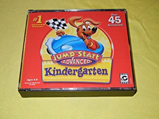 Jumpstart Advanced Kindergarten vs 1.0C