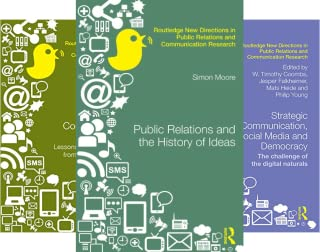 Routledge New Directions in PR & Communication Research (20 Book Series)