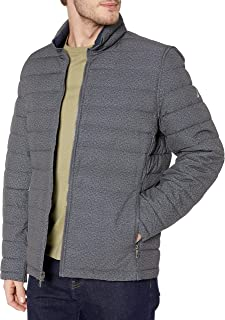 Men's Poly Stretch Reversible Midweight Jacket