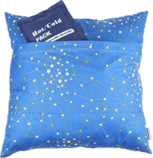 rainbowstar Hysterectomy Tummy Pillow with Pocket for Cervical Cancer Abdominal Surgery Abdomen Healing Protector Hernia Repair Organ Transplants C-Section Recovery Support