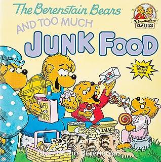 Berenstain Bears Too Much Junk Fd