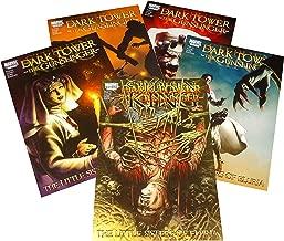 Dark Tower Gunslinger The Little Sisters of Eluria 5 Issue 1st Print Comics Set