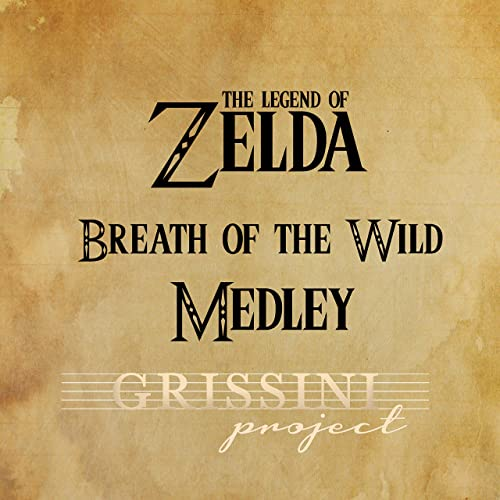 Medley Zelda Breath Of The Wild Main Theme On Horse Rito Village Hyrule Castle Beast Ganon By Grissini Project On Amazon Music Amazon Com
