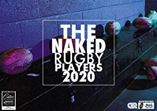 The Naked Rugby Players Calendar 2020