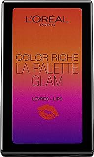 L'Oreal Paris Color Riche Lip Palette 6 Shades Sealed - Summer Glam
