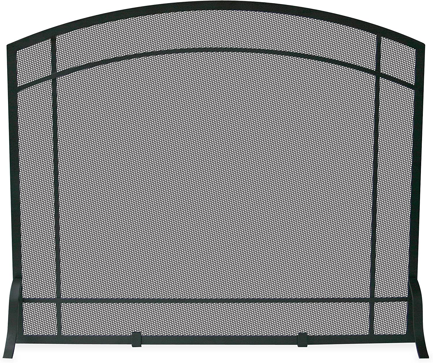 Uniflame S-1029 Brand new Single Panel Black Screen Mission Iron Wrought Free shipping on posting reviews