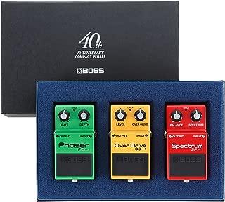 BOSS Compact Guitar Pedal 40th Anniversary Box Set (BOX-40)