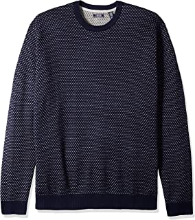 IZOD Men's Bt Holiday Crew Neck Pullover Sweater