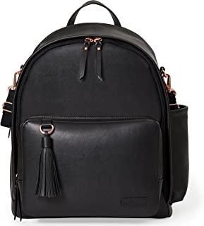 Skip Hop Greenwich Simply Chic Backpack, Black