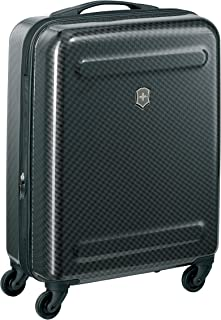 Victorinox Etherius Illusion Global Expandable Carry-on Spinner, Freeze (Black) - 602781